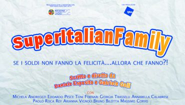 Roma Web Fest - SUPER ITALIAN FAMILY – S01EP01 (eng subs)