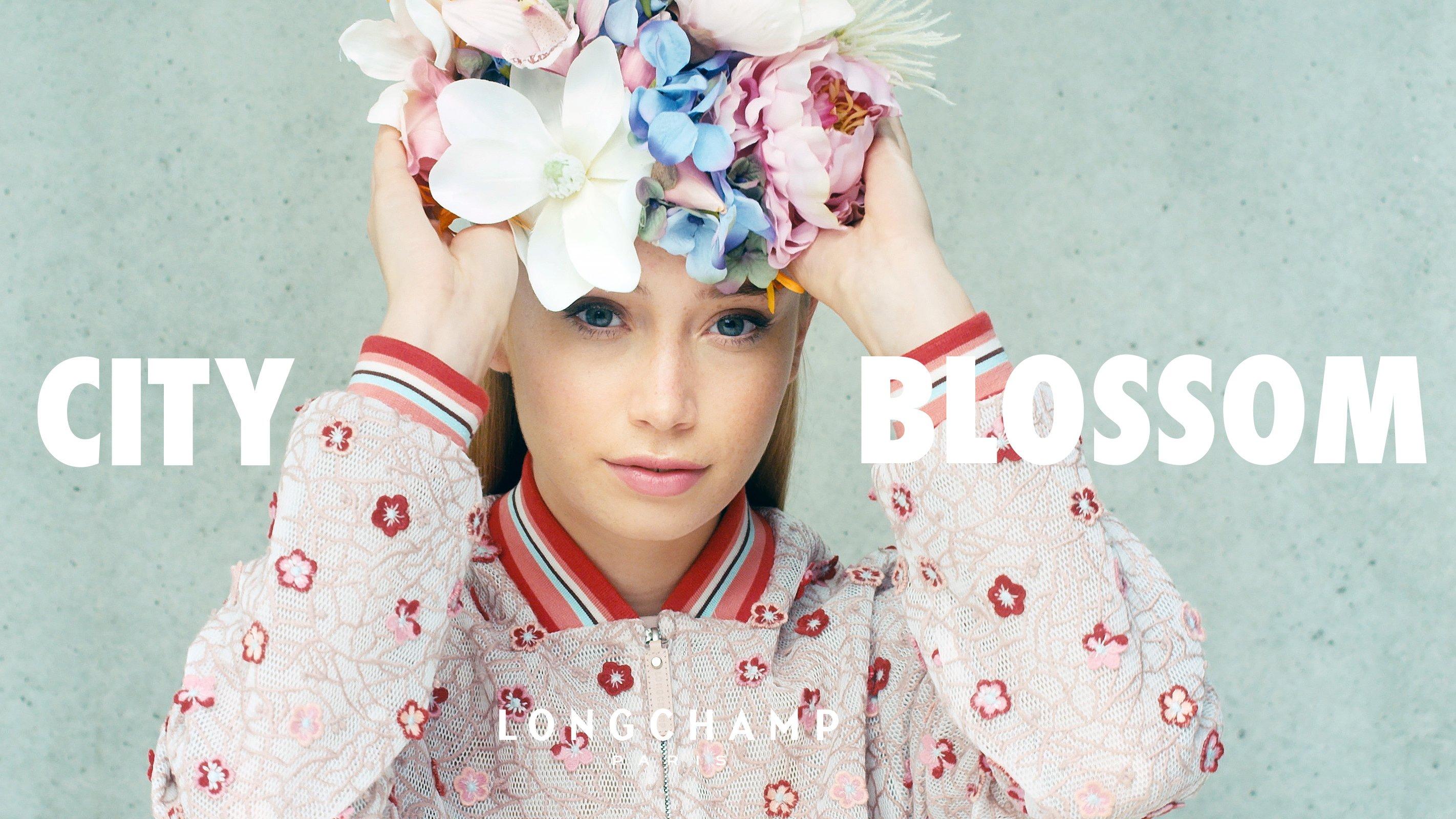 Roma Web Fest - Longchamp City Blossom