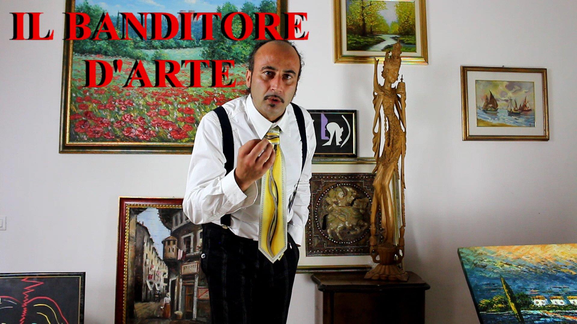 Roma Web Fest - IL MONDO GIRA  ( WEB SERIE IL BANDITORE D'ARTE)