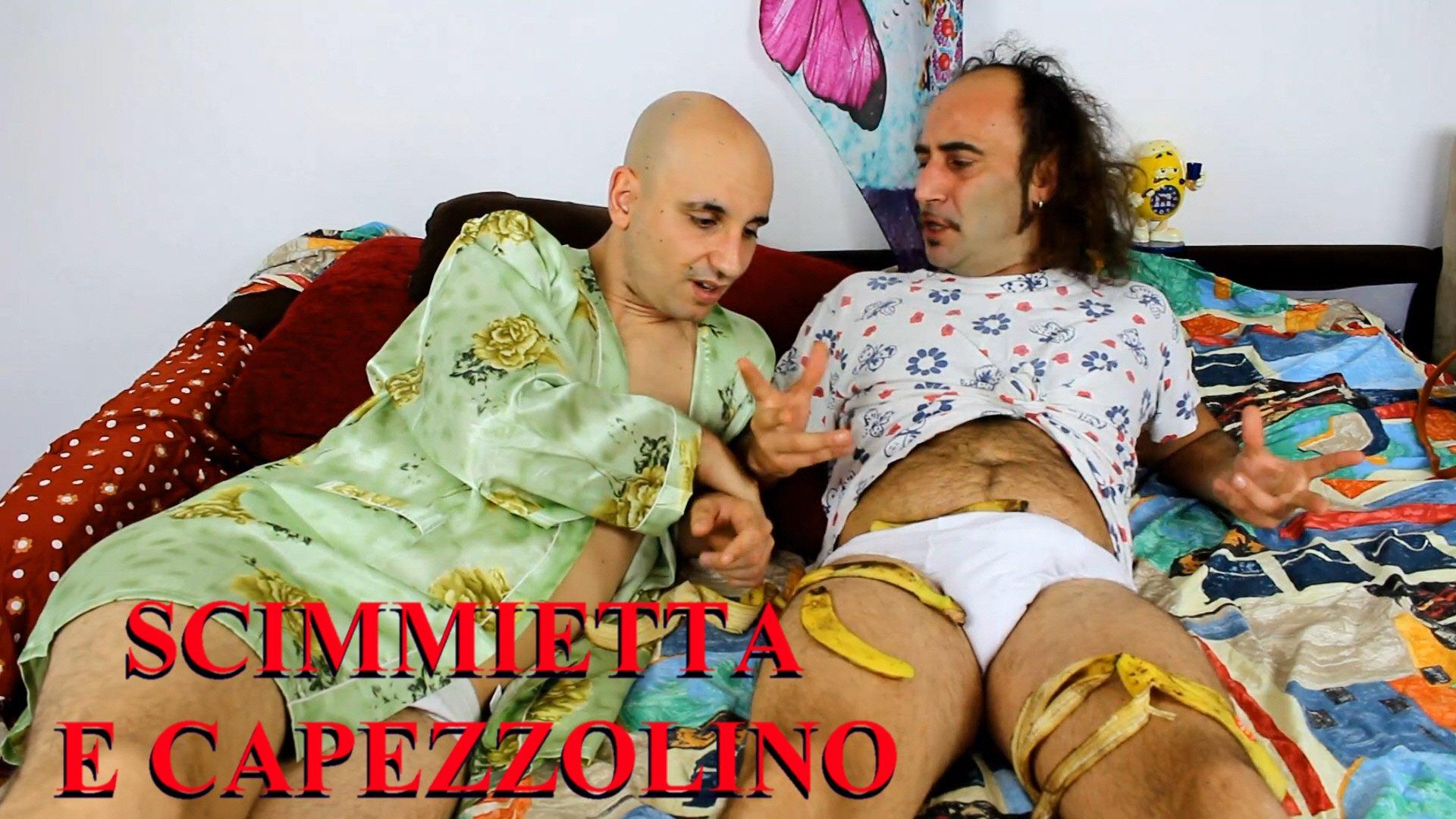 Roma Web Fest - LA FIERA DEL MOBILE (WEB SERIE : SCIMMIETTA E CAPEZZOLINO)