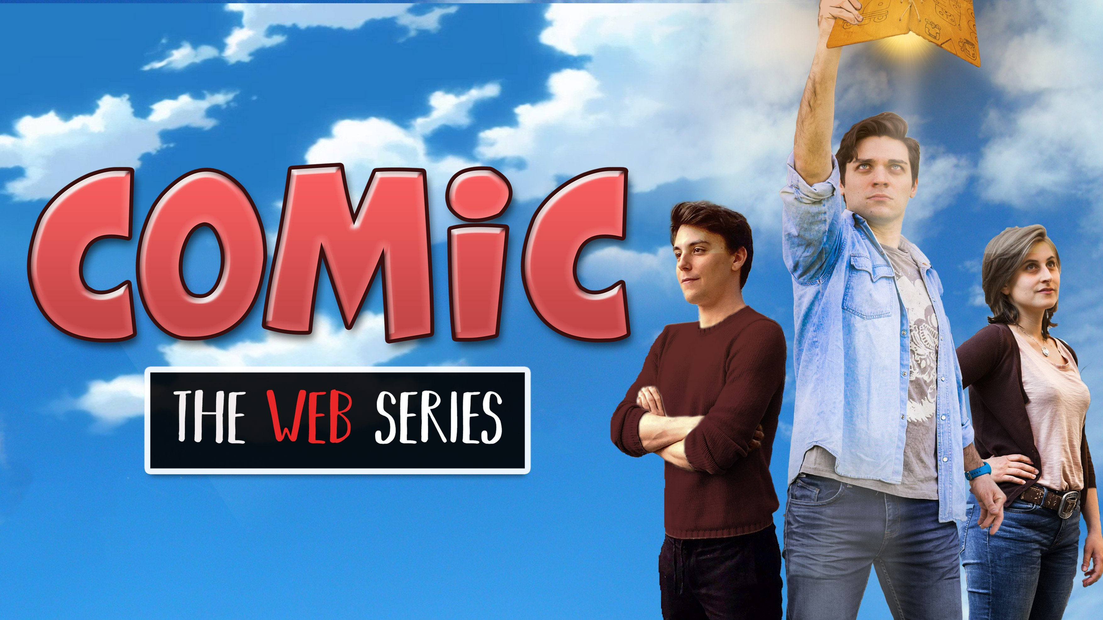 Roma Web Fest - COMIC – The Web Series