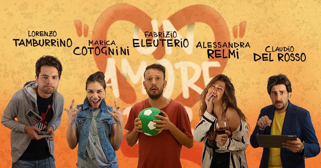 Roma Web Fest - Un Amore Per Due