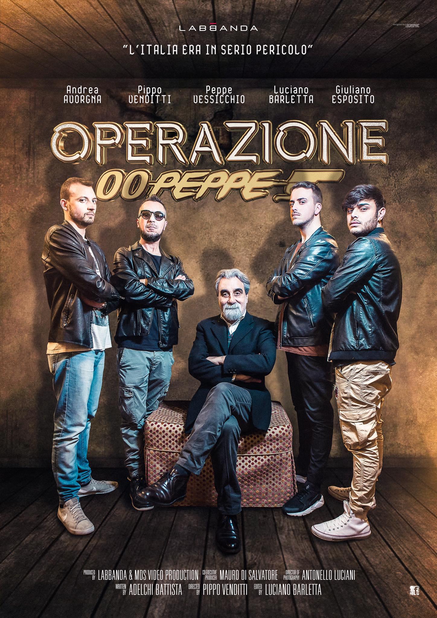 Roma Web Fest - Operazione Zero Zero Peppe