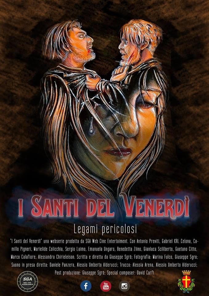Roma Web Fest - I Santi del Venerdì – Legami Pericolosi