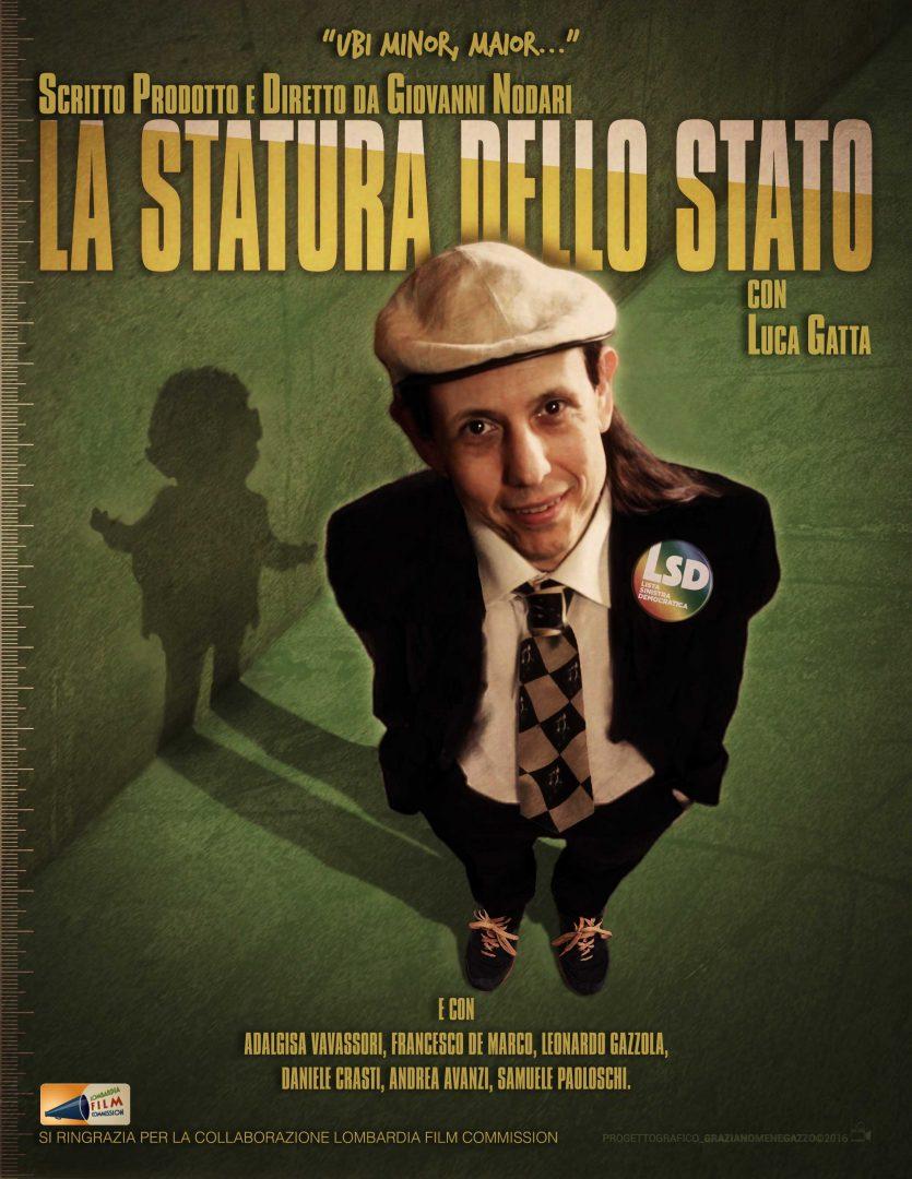 Roma Web Fest - LA STATURA DELLO STATO