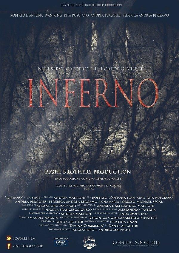 Roma Web Fest - Inferno – la serie