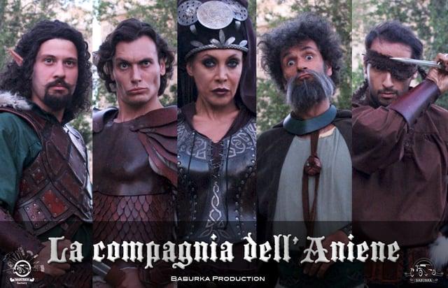 Roma Web Fest - La Compagnia dell'Aniene