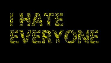 Roma Web Fest - I Hate Everyone