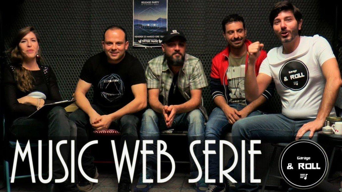 Roma Web Fest - Garage & Roll-sotterranei musicali